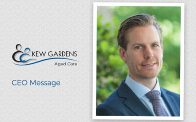 The Gardens  Gazette – CEO Message