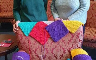 Knit a Square Challenge