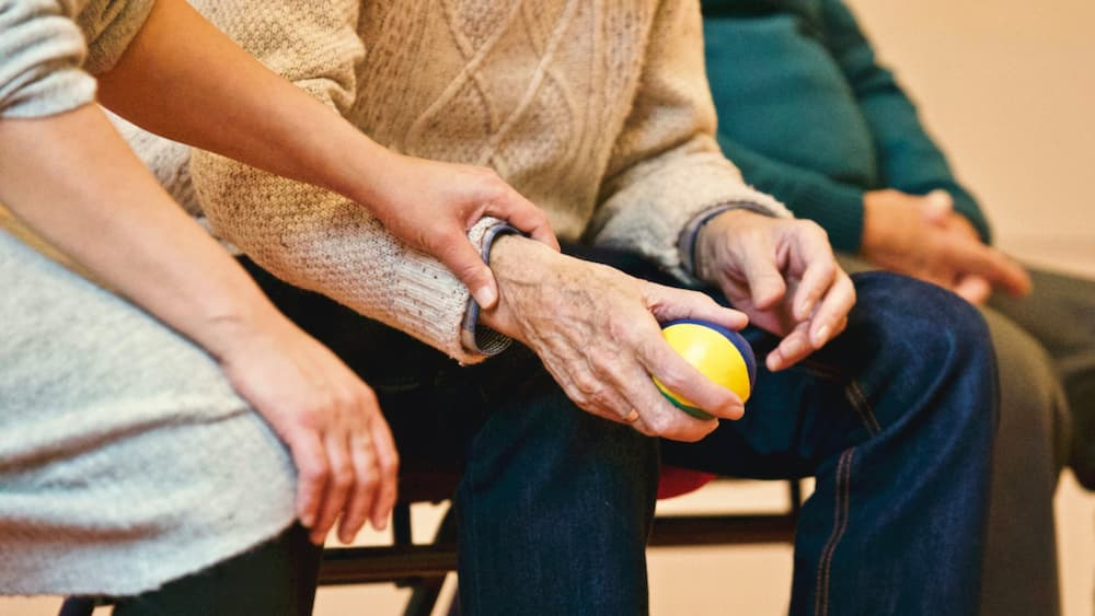 aged care activity
